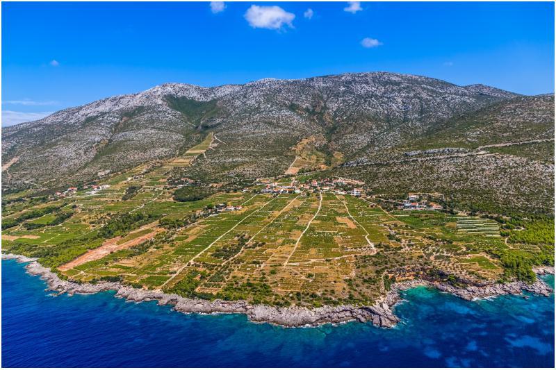 Halbinsel Kroatien